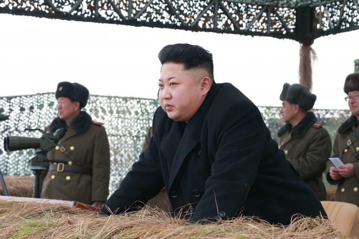 Triều Tiên bất ngờ nằm ngoài