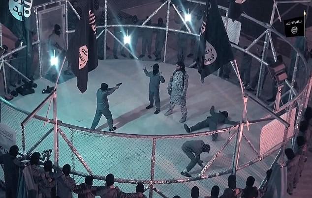 """Nhà nước Hồi giáo rèn """"chiến binh nhí"""" trong lồng sắt  - ảnh 1"""