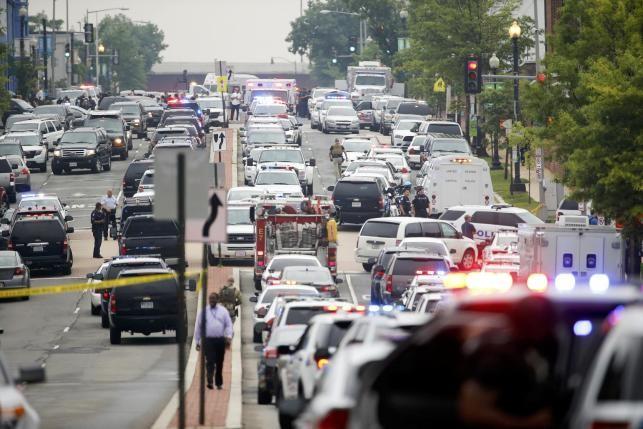 'Đấu súng' tại doanh trại giữa Washington: Cảnh sát thông báo chính thức - ảnh 3
