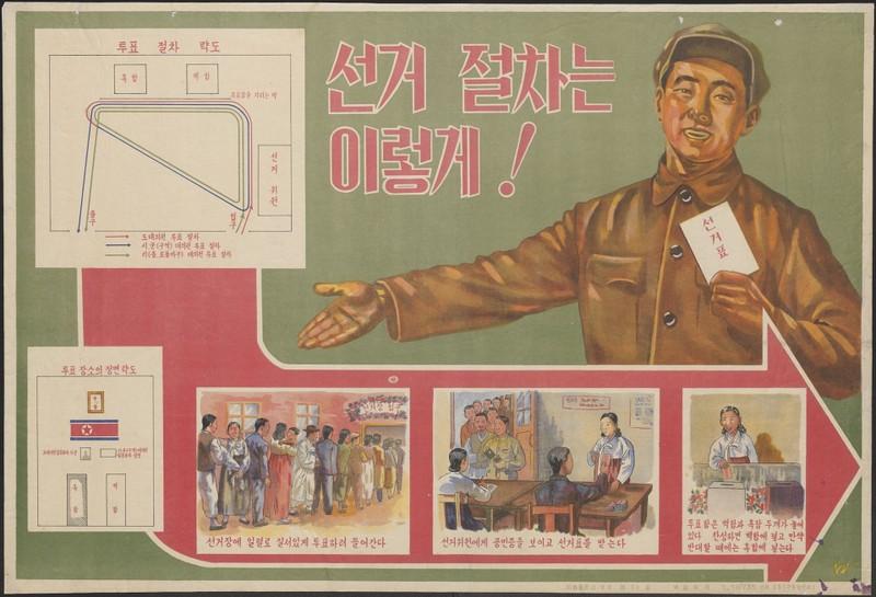 Chuyện nhà sưu tập tranh cổ động Triều Tiên bị nghi là gián điệp - ảnh 2