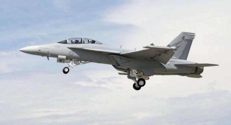 Úc độc quyền sở hữu máy bay tấn công điện tử của Mỹ - ảnh 1
