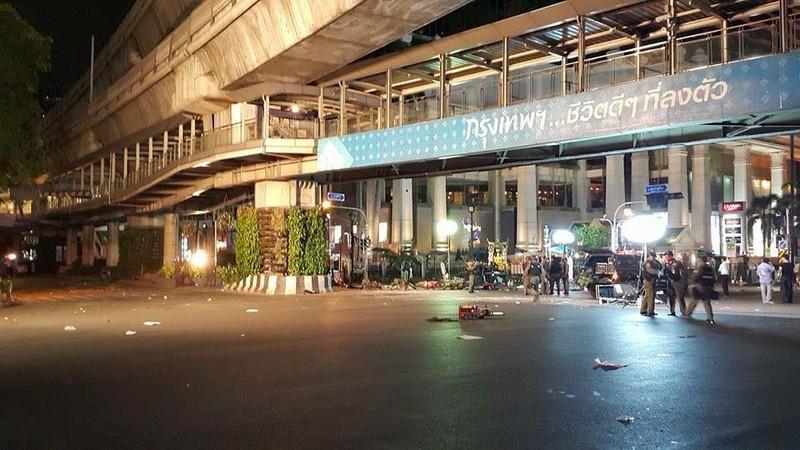 Nổ bom Bangkok: 27 người thiệt mạng, Bộ Quốc phòng Thái Lan lên tiếng - ảnh 8