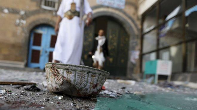 Đánh bom liều chết ở Yemen, 25 người thiệt mạng - ảnh 1