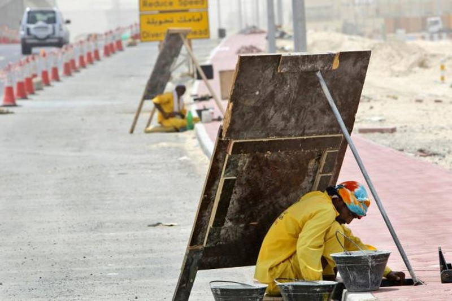 Vịnh Ba Tư sắp thành 'lò lửa' với nắng nóng kỷ lục 77 độ - ảnh 1