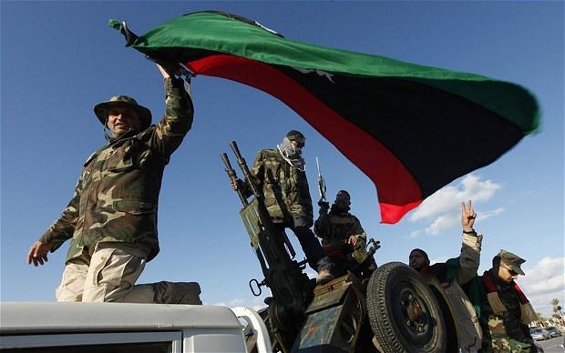 3000 chiến binh IS xây dựng 'vùng an toàn' tại Libya - ảnh 2