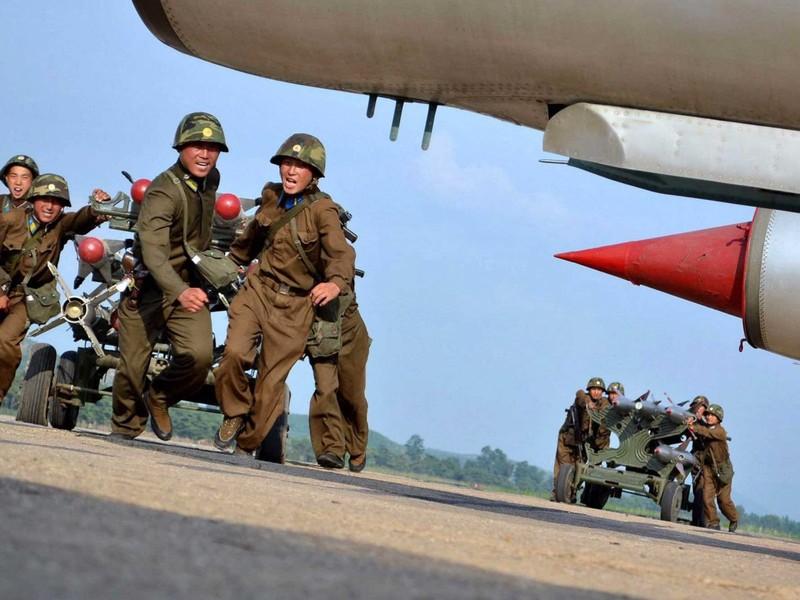 Những vũ khí Triều Tiên sẽ buộc kẻ thù phải dè chừng - ảnh 3