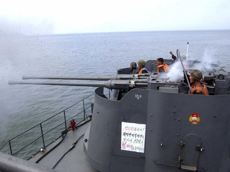 Những vũ khí Triều Tiên sẽ buộc kẻ thù phải dè chừng - ảnh 8