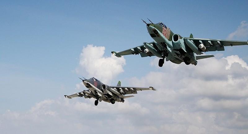 Không quân Nga triệt phá hơn 1.900 cơ sở khủng bố tại Syria - ảnh 1