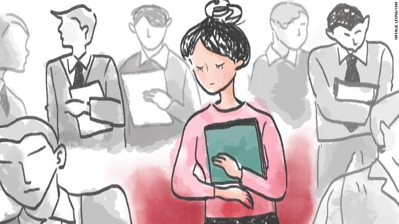 Phụ nữ Trung Quốc được phép nghỉ việc khi bị đau do 'đèn đỏ' - ảnh 1