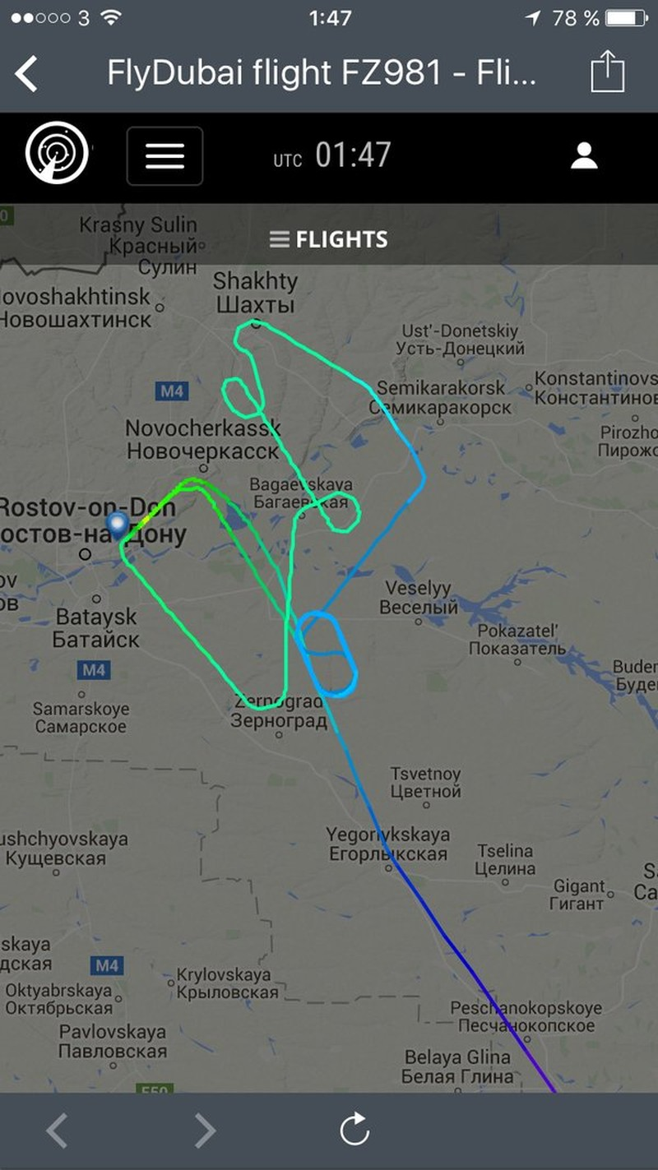 Rơi máy bay tại Nga, 62 người thiệt mạng - ảnh 2