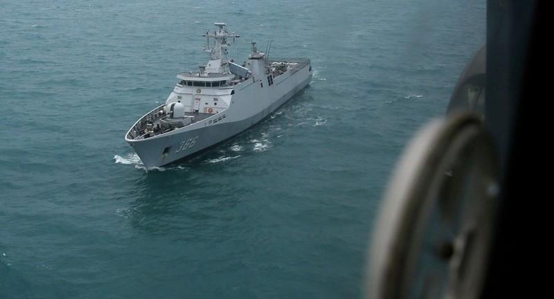 Tàu cá Đài Loan bị bắn trên vùng biển Indonesia - ảnh 1