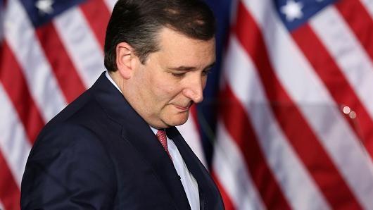 Ứng viên Ted Cruz bất ngờ tuyên bố ngưng tranh cử tổng thống Mỹ - ảnh 1
