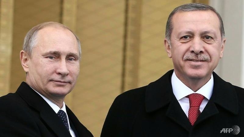 Quan hệ Nga - Thổ Nhĩ Kỳ bắt đầu 'tan băng' - ảnh 1