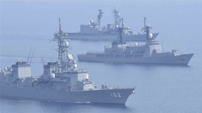 Nhật Bản sẽ dựa vào Mỹ để bảo vệ lãnh thổ nước này trước mối đe dọa tên lửa từ Triều Tiên. Ảnh: