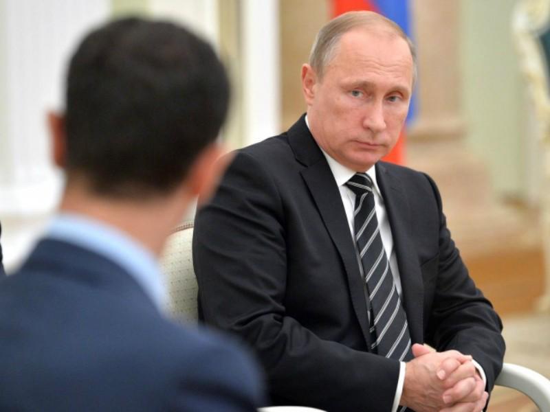Cơn đau đầu của Tổng thống Putin tại Syria và Ukraine