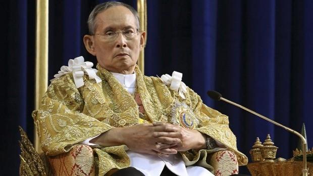 Quốc vương Thái Lan đã băng hà - ảnh 2