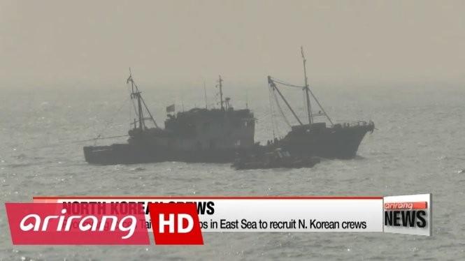 Triều Tiên bán quyền đánh bắt cá cho Đài Loan