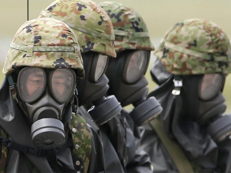 Các chuyên gia cảnh báo khả năng IS sử dụng vũ khí hóa học trong trận chiến tại TP Mosul. - Ảnh: REUTERS