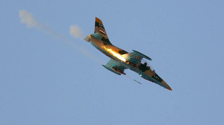 Syria cảnh báo: Bắn thẳng tay máy bay Thổ Nhĩ Kỳ