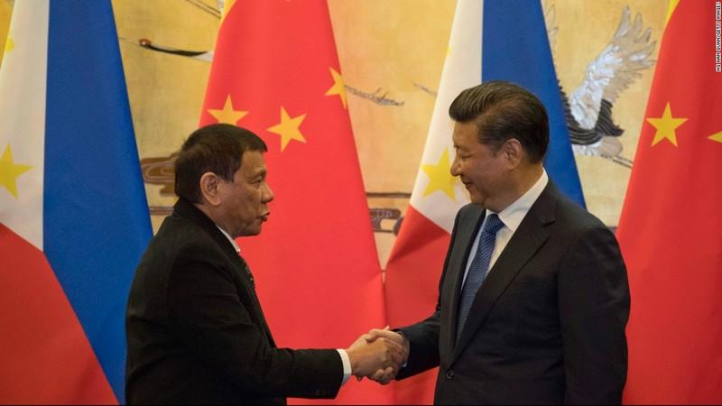 Philippines lại đính chính tuyên bố 'cắt đứt' với Mỹ - ảnh 2