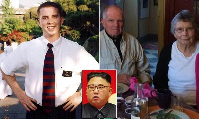 Triều Tiên bắt cóc sinh viên Mỹ về để dạy tiếng Anh? - ảnh 1