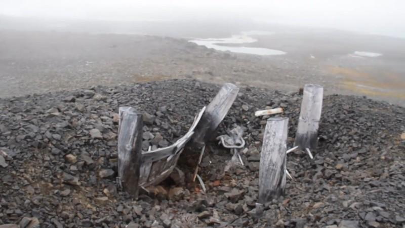 Phát hiện căn cứ bí mật của phát xít Đức ở Bắc cực - ảnh 2