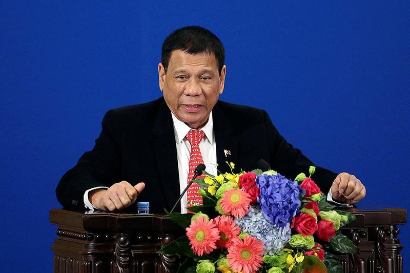 Ông Duterte nói sai trầm trọng tại Trung Quốc - ảnh 2