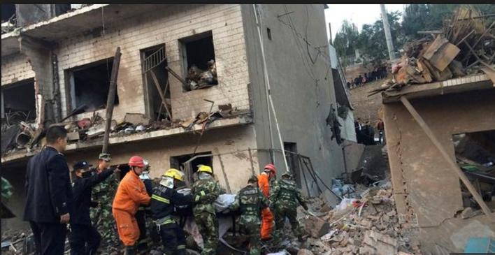 Nổ lớn ở Bắc Kinh: 10 người chết, 156 người bị thương