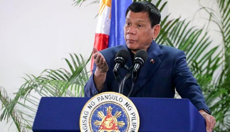 Duterte: Mỹ đừng đối xử Philippines 'như chó bị xích' - ảnh 1