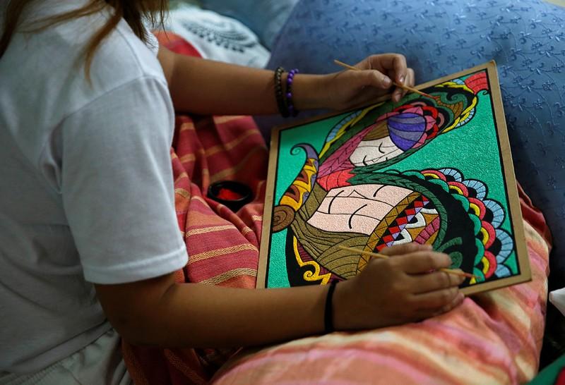 Hé lộ cuộc sống trong các trại cai nghiện Philippines - ảnh 8
