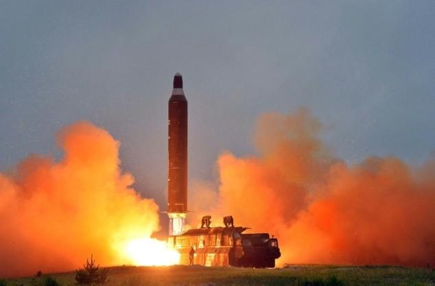 Triều Tiên nghi gián điệp phá hoại chương trình tên lửa - ảnh 3