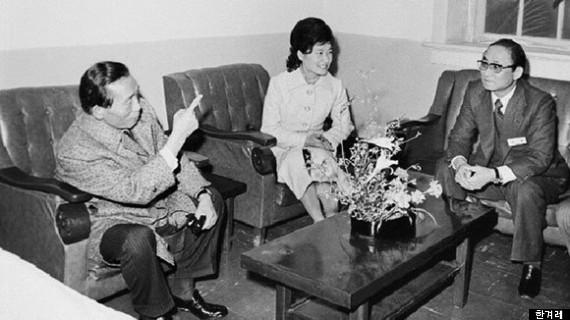Chân dung gia đình chi phối tổng thống Hàn Quốc
