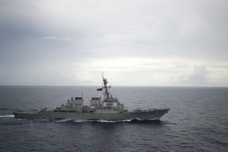 Hạm đội 3 hải quân Mỹ: Gã khổng lồ đang tỉnh giấc - ảnh 1