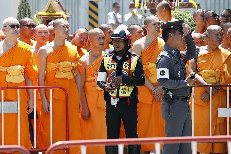 Sư trụ trì Thái Lan sẽ bị truy tố tội rửa tiền - ảnh 2