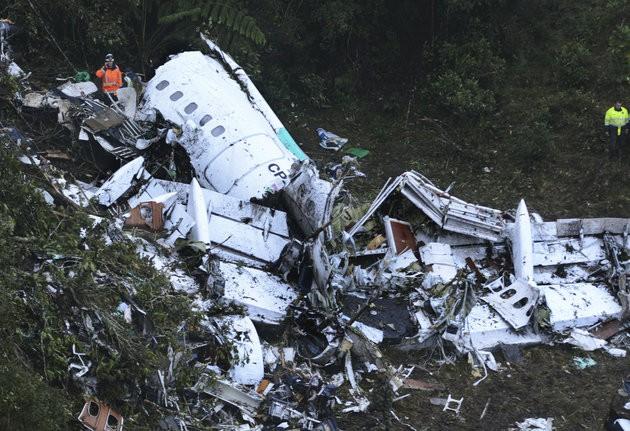 Người sống sót kỳ diệu trong tai nạn máy bay lên tiếng