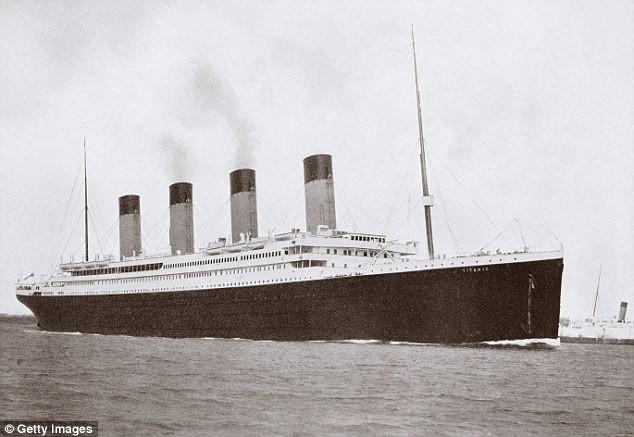 Trung Quốc bắt đầu đóng bản sao tàu Titanic huyền thoại - ảnh 4
