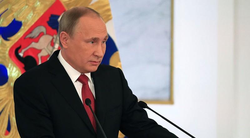 Ông Putin: Không ai được xâm hại lợi ích của nước Nga
