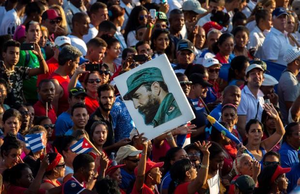Cuba sẽ không đặt tên đường,xây tượng đài Fidel Castro  - ảnh 1