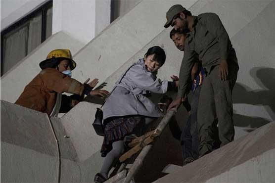 Cháy khách sạn Pakistan: Ít nhất 11 người chết - ảnh 2