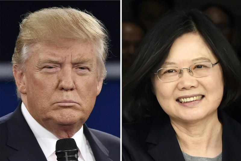Ngoại trưởng Mỹ nói gì vụ Trump điện đàm với Đài Loan? - ảnh 1