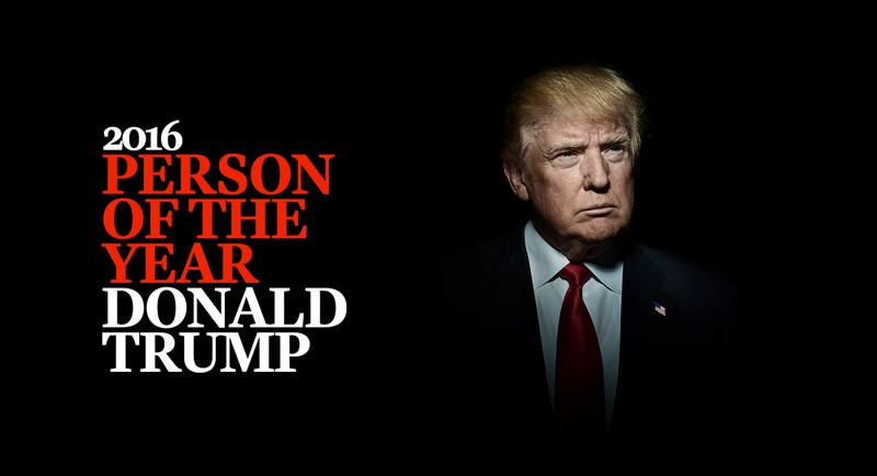 Trump - Nhân vật của năm: Thấy gì từ lựa chọn của TIME? - ảnh 1