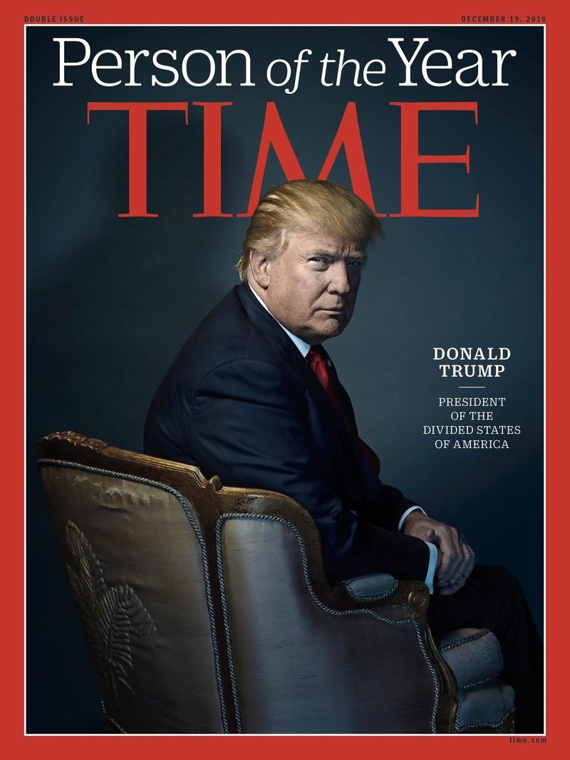 Trump - Nhân vật của năm: Thấy gì từ lựa chọn của TIME? - ảnh 2