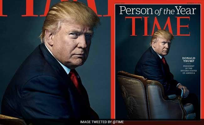 Donald Trump được Time chọn là nhân vật của năm - ảnh 1