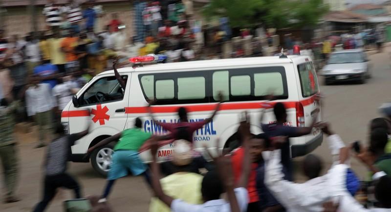 Sập nhà thờ ở Nigeria, 60 người thiệt mạng - ảnh 3