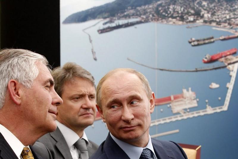 Trump sẽ chọn 'bạn thân' của nước Nga làm ngoại trưởng? - ảnh 2