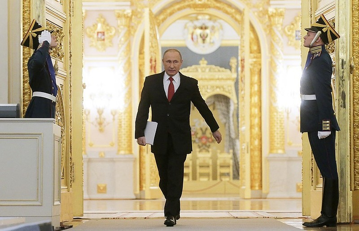 Putin-Trump sánh bước đứng đầu 'danh sách quyền lực' - ảnh 1