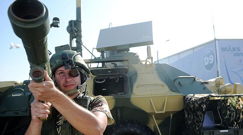 IS chiếm được tên lửa phòng không SAM-3 từ quân Syria? - ảnh 2