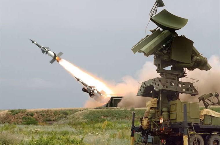 IS chiếm được tên lửa phòng không SAM-3 từ quân Syria? - ảnh 1