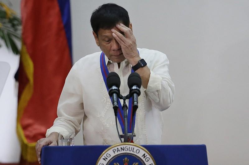 Ông Duterte từng dùng thuốc có nguy cơ gây nghiện - ảnh 1