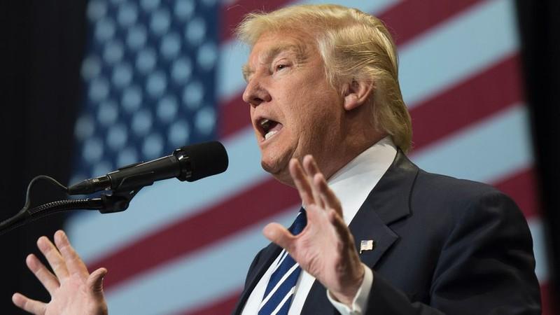 Trump khích tướng Trung Quốc, thách giữ tàu lặn của Mỹ - ảnh 1